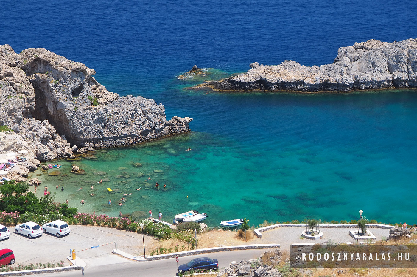 St. Paul's bay, Rodosz (Rhodes)